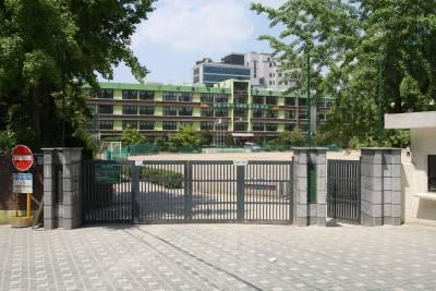 서울역삼초등학교 정문 01