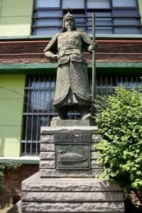 서울역삼초등학교 이순신동상 20