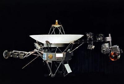 미 보이저 1호 토성 탐사