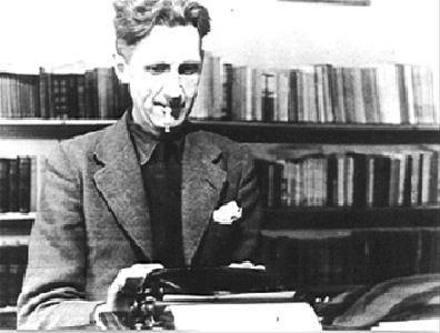 ≪동물농장≫의 저자, 조지 오웰 사망