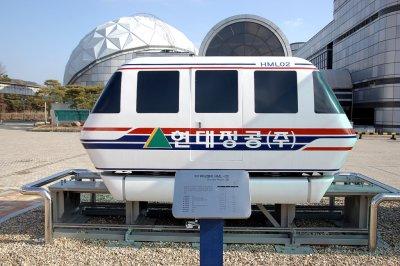 자기부상열차 HML-02 06