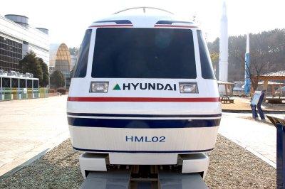 자기부상열차 HML-02 08