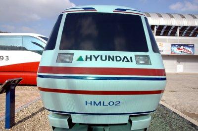 자기부상열차 HML-02 09