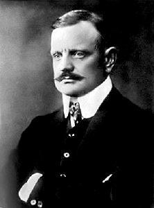핀란드 작곡가 시벨리우스 사망