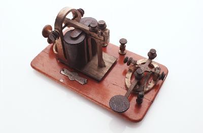 전신기 발명가 모스 사망