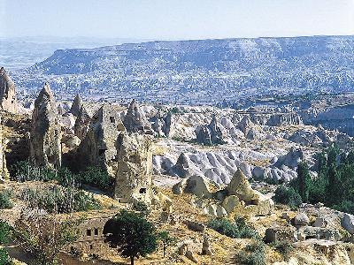터키의 자연