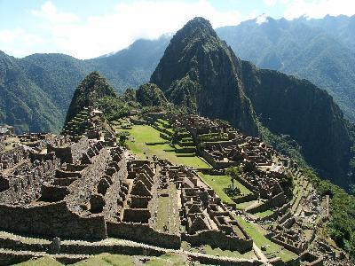 마추픽추 역사 보호 지구
