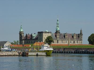 햄릿의 무대가 되다, 덴마크 크론보르성
