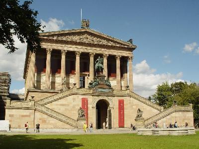 베를린 구국립미술관