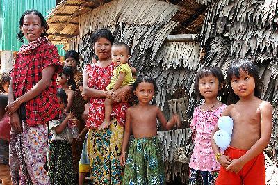 캄보디아의 주민