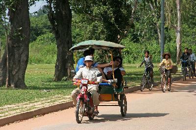 캄보디아의 교통