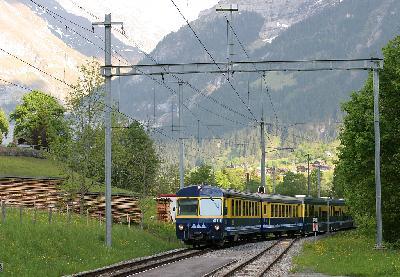 스위스의 교통
