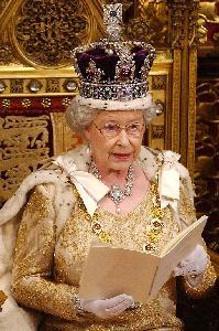 엘리자베스 2세 영국 여왕 대관식