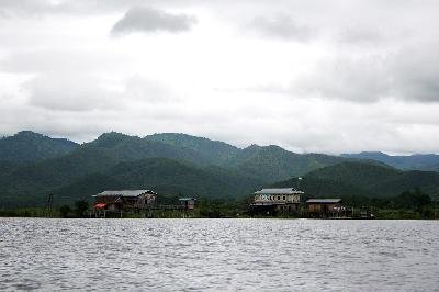 미얀마의 자연