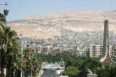 다마스쿠스 고대도시
