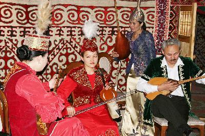 카자흐스탄의 문화