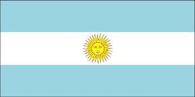 아르헨티나의 국기