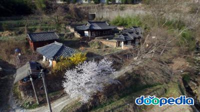 고성 송계리 소산정사