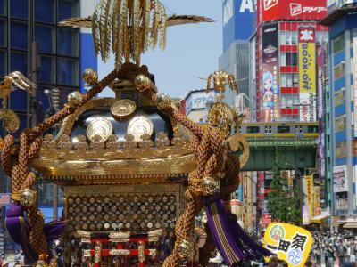 도쿄 간다마쓰리