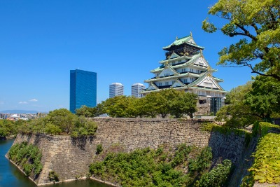 오사카성, 천수(등록유형문화재)