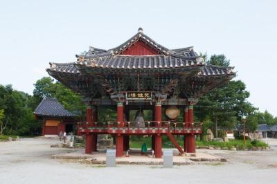 완주 송광사 종루