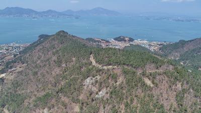 남해 금오산성