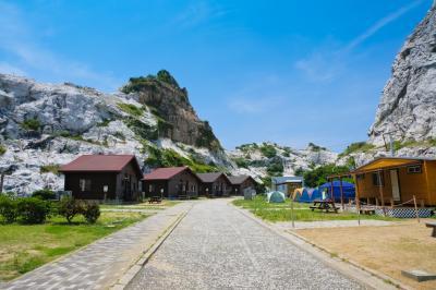 시라사키 해양공원, 오토캠핑장