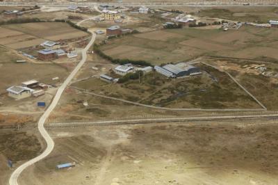 샹그릴라 공항 이륙 13