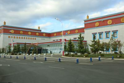 샹그릴라 공항 터미널 01