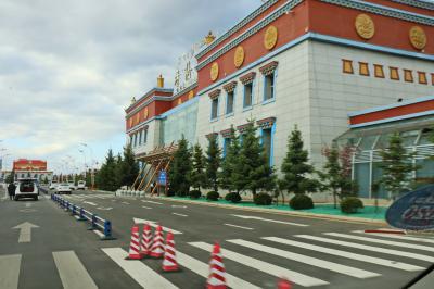 샹그릴라 공항 터미널 04