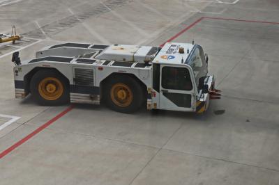 샹그릴라 공항 견인 차량 02