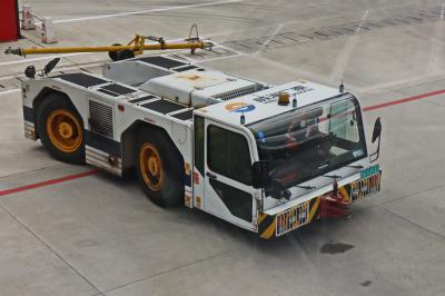샹그릴라 공항 견인 차량 01