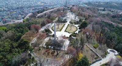 인천시 수봉공원