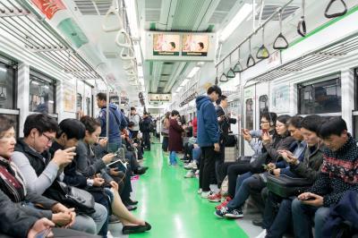 서울 지하철 01