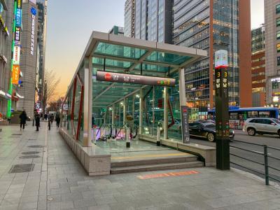 서울 지하철 06