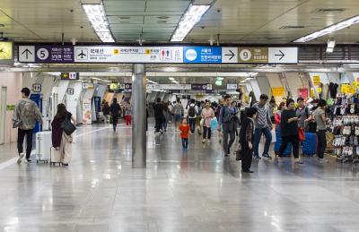 서울 지하철 02