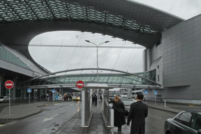 셰레메티예보 국제공항 출구