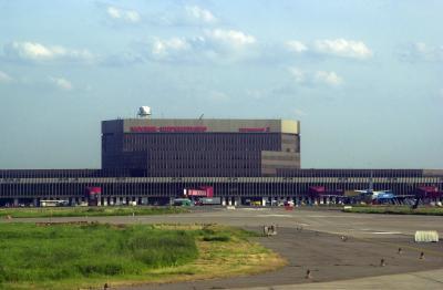 셰레메티예보 국제공항 국제선 터미널