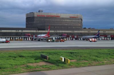 셰레메티예보 국제공항 터미널 F