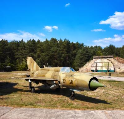피노푸르트의 항공박물관