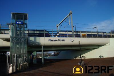 알메러 푸르트 기차역
