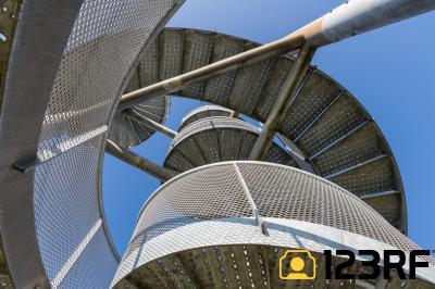 렐리스테드 공항의 워치 타워