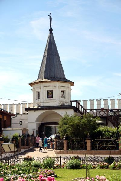 홀리 트리니티 수도원 15