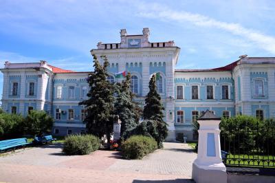 튜멘 주립 농업 대학 09