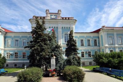 튜멘 주립 농업 대학 10