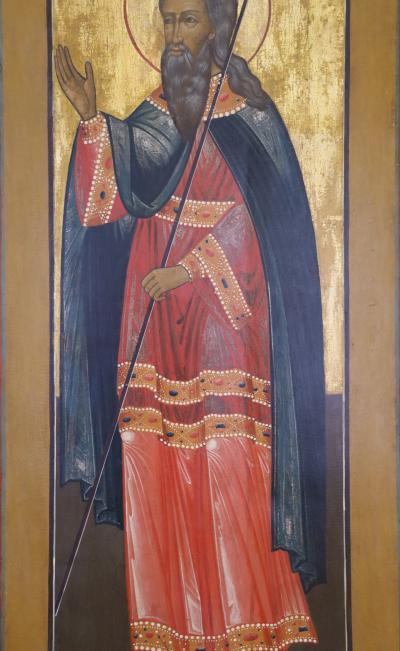 노보시비르스크 미술관, 예언자 아론 05