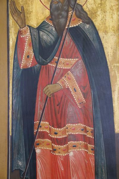 노보시비르스크 미술관, 예언자 아론 06