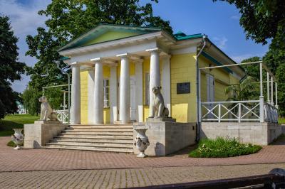 콜로멘스코예 박물관, 궁 박물관 01