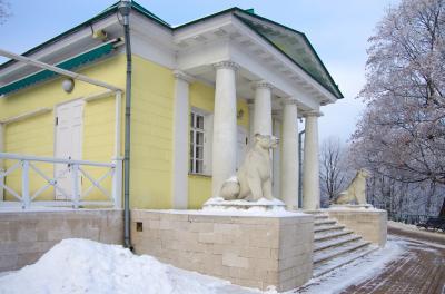 콜로멘스코예 박물관, 궁 박물관 02