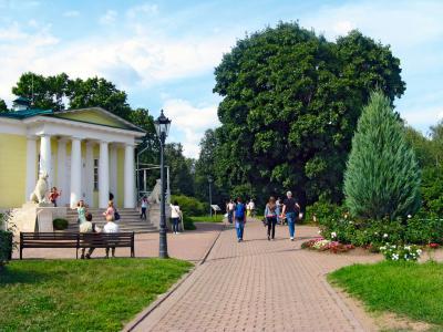 콜로멘스코예 박물관, 궁 박물관 03
